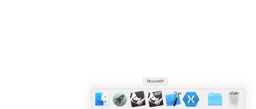 Acquista Rhinoceros per Mac 5.2 e scarica gratis la WIP per avere prima degli altri tutte le novità.